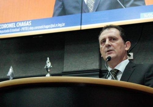 PANDEMIA - ALE promulga lei de autoria do Coronel Chagas e suspende parcelas de empréstimos consignados